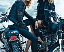 How to succeed at accessorising – Bring the biker look in your life