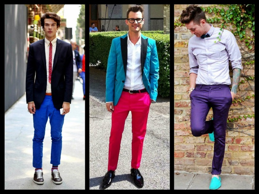 AW13 Colored Trousers Trend Guide | All 4 Fashion