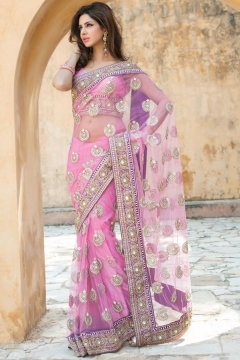 Choosing a saree for your body type