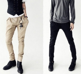 Men's AW 13 Fashion Trend: Pleated Trousers