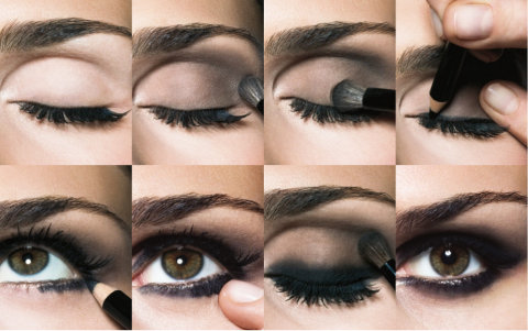 Smokey Eyes Instructions