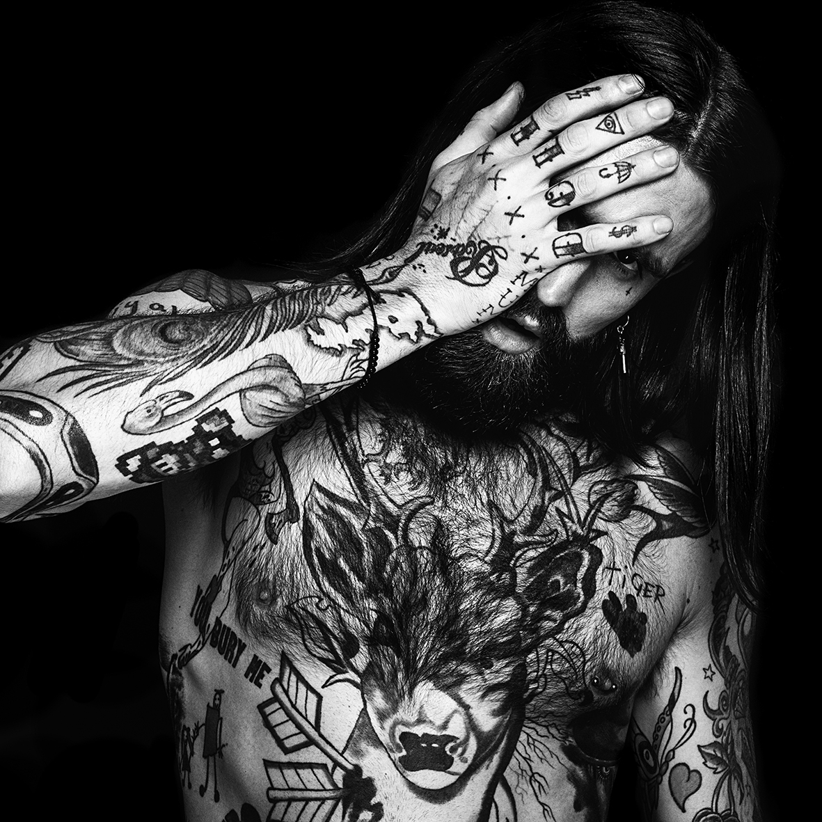 Tattoos – a different kind of art