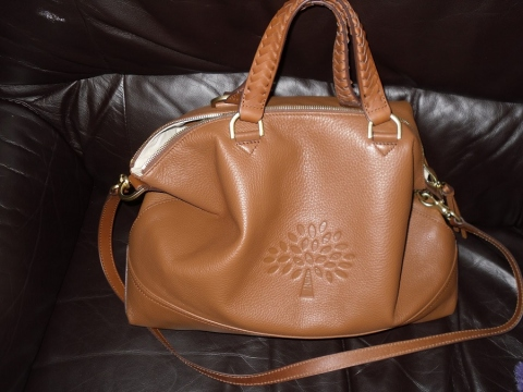 The Mulberry Effie Tote Obsession