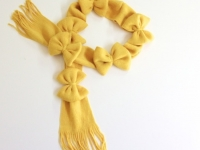 What can you do with last Christmas ribbons