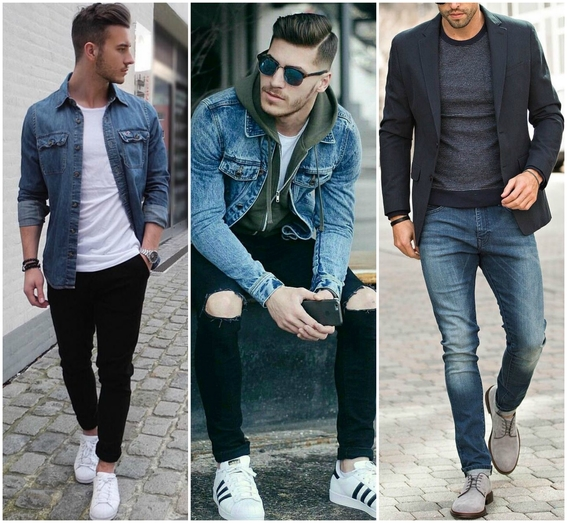 What to wear on a first date men