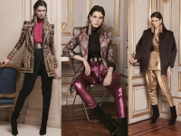 Women Fashion Winter Outerwear Trends 2014